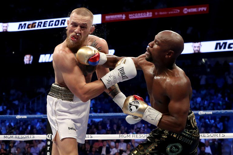 Mayweather vs McGregor - Punch Fight Night - Boxing Betting Online