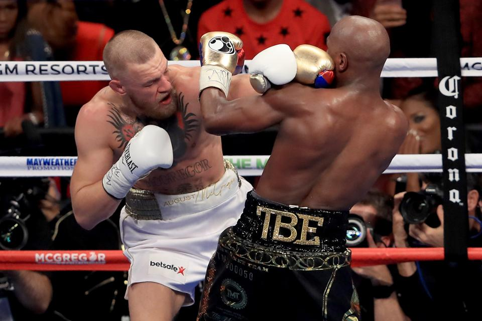 Top Three boxing matches in the last 100 years
